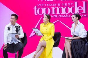 Thí sinh Next Top Model 'đuổi thẳng cổ' Nam Trung khỏi phòng loại