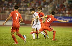 U22 Việt Nam cùng 7 đội bóng đã giành vé dự VCK U23 châu Á