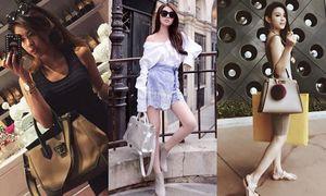 3 cô gái đình đám xuất hiện trên Instagram của Hội con nhà giàu Việt được đăng báo Mỹ