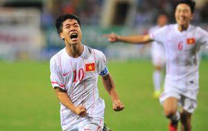 Xem Công Phượng ghi siêu phẩm vào lưới U23 Hàn Quốc
