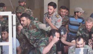 Quân đội Syria bắn phá dữ dội phiến quân ven Damascus (video)