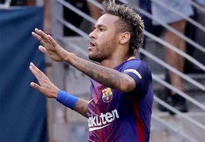 Neymar lập cú đúp, Barca thắng Juventus ở giải ICC