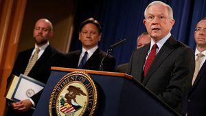 Bộ trưởng tư pháp Mỹ từng thông tin sai lệch?