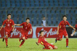 Khuất phục Thái Lan, U15 Việt Nam lên ngôi giải Đông Nam Á 2017