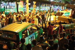 13 xe tông liên hoàn ở Sài Gòn: Tài xế ôtô gây tai nạn chạy quá tốc độ
