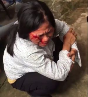 Người bán tăm nghi bắt cóc trẻ bị đánh: Tôi van xin nhưng họ không tha
