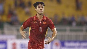 Công Phượng ghi bàn 'kiểu Neymar', xé lưới U22 Hàn Quốc