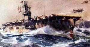 Vụ hai đặc công Việt Nam đánh chìm tàu sân bay Mỹ