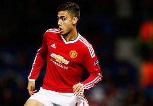 Andreas Pereira: 'Tôi hạnh phúc tại Man Utd'