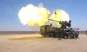 Syria phá nát trung tâm chỉ huy của IS ở Deir ez-Zor