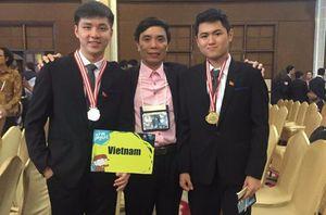 Mùa vàng thắng lợi của trường 'Phan'