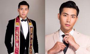 Nguyễn Hữu Long đại diện Việt Nam tham dự 'Siêu mẫu nam thế giới'