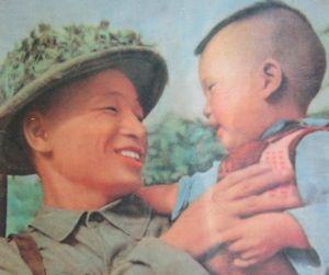 Đi tìm 'Anh bộ đội Cụ Hồ' trong tấm ảnh hơn 60 năm trước