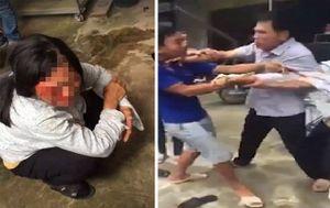 Cả làng đuổi đánh 2 phụ nữ bán tăm vì nghi bắt cóc trẻ em: Triệu tập nhiều người