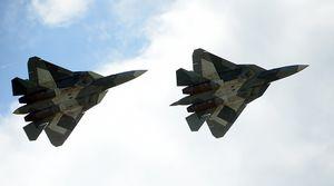 Chiến đấu cơ Nga trình diễn những màn bay siêu đẳng (video)