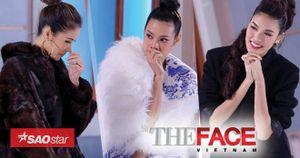 Trước khoảnh khắc xúc động nhất, các giám khảo The Face vẫn có những cảm xúc trái ngược này