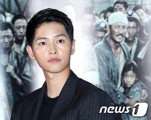 Song Joong Ki xin lỗi vì chuyện cưới xin lấn át phim mới