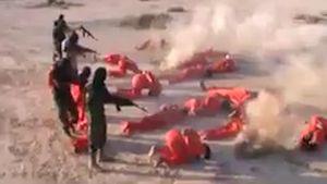 18 chiến binh IS bị bắn chết trong vụ xử tử tập thể ở Libya