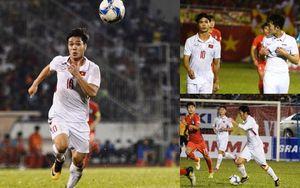 Chấm điểm U23 Việt Nam 1-2 U23 Hàn Quốc: 'Điểm sáng' Công Phượng