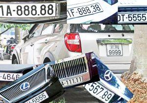 Đấu giá biển số xe: Không nên chậm trễ