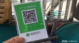 Trung Quốc gần trở thành đất nước không cần tiền mặt