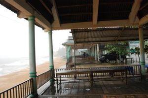 Ảnh hưởng bão số 4: Quảng Trị sơ tán hơn 1.300 hộ dân