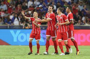 Tân binh Morata tịt ngòi, Chelsea thua sát nút Bayern