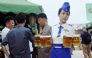 Ảnh hiếm về Lễ hội Bia Taedonggang ở Triều Tiên