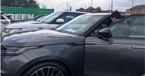 Range Rover Velar sắp về Việt Nam?