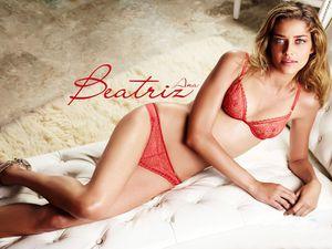 Vẻ đẹp trong sáng của siêu mẫu Brazil có xuất thân bình thường