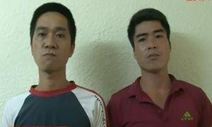 Ổ nhóm cướp giật tài sản của người nước ngoài sa lưới