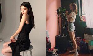 Sao Hàn 26/7: Jessica dáng mảnh chân thon, Rosé khoe vẻ quyến rũ
