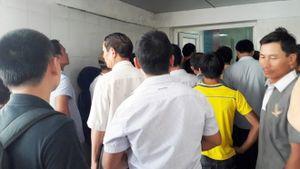 Nghệ An: Tử vong sau khi tiêm thuốc, người nhà 'vây' bệnh viện