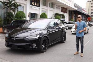 Khám phá chi tiết Tesla Model X P100D tại Việt Nam