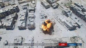 Chiến sự Syria: 35 tay súng IS nộp mạng trước SDF ở Raqqa