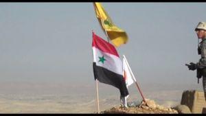 Quân đội Syria, Hezbollah đánh chiếm cao điểm khủng bố trên biên giới (video)