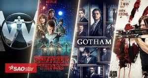 Comic-Con 2017: The Walking Dead, Gotham, Stranger Things, Star Trek… tung trailer đầy 'mãn nhãn'