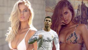 Ngắm vẻ đẹp bốc lửa của siêu mẫu Nga công khai 'thả thính' Cristiano Ronaldo