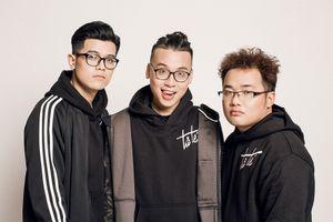 Live show của nhóm hip hop Việt cháy vé sau một tuần
