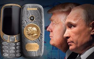 Nokia 3310 phiên bản Hội nghị G20 có gì đặc biệt?
