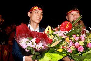 Chàng trai nghèo đất Hương Khê và tấm huy chương vàng đầy cảm xúc