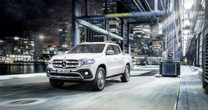 Bán tải Mercedes-Benz X-Class sẽ không có phiên bản động cơ V8 4.0L