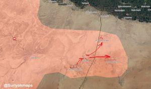 'Hổ Syria' giải phóng thêm cứ địa IS ở Raqqa, tiến về Deir Ezzor (video)