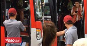 Nhà xe bị tố vứt đồ, đánh khách: 'Khách Nga đã nhổ nước bọt vào nhân viên phụ xe'