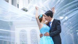 Những bạn trẻ chụp ảnh cưới miễn phí ở Sài Gòn