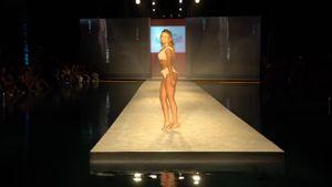 Cuộc thi bikini không phân biệt siêu mẫu béo hay gày cực 'hot'