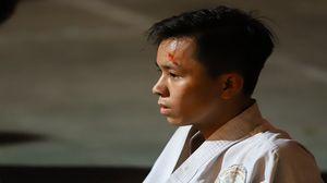 Màn giao đấu không giáp gay cấn của môn đồ Karate Shorin-ryu