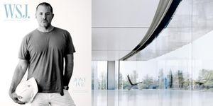 Thiên tài thiết kế Jony Ive chia sẻ về 'Trụ sở phi thuyền' Apple Park