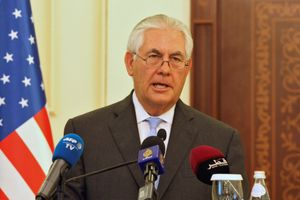 Ngoại trưởng Mỹ bác bỏ tin đồn từ chức