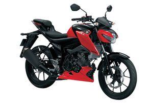Cận cảnh xe côn tay Suzuki gần 70 triệu sắp bán ra ở Việt Nam